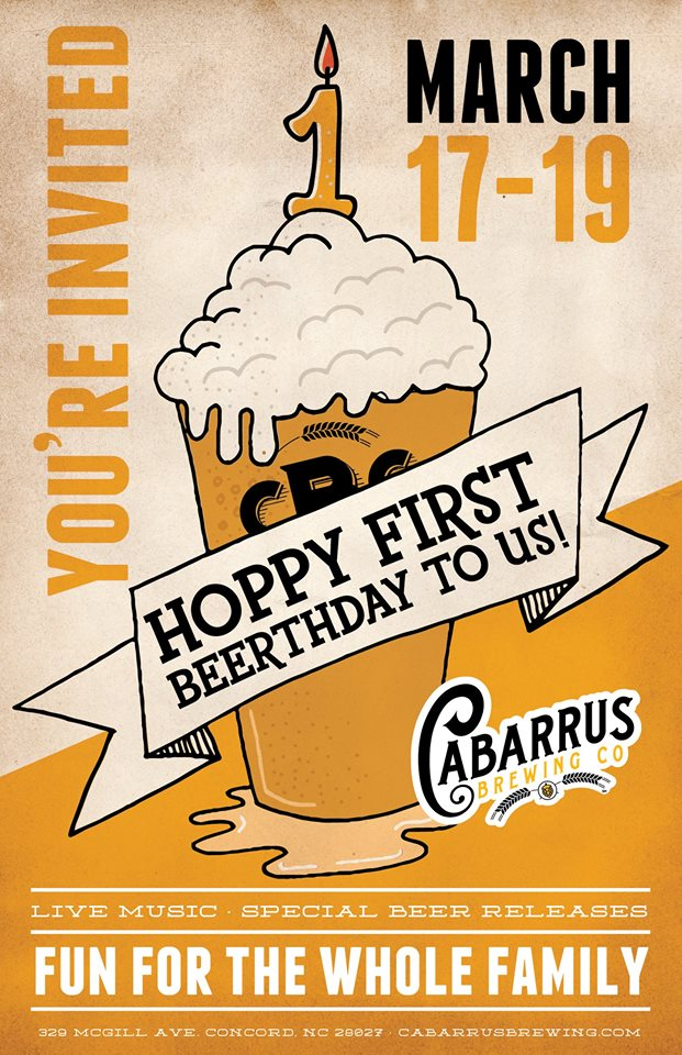 This Week at CBC: Hoppy Beerthday!!