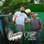 Cabarrus Brewing Company Commits to Locally Grown Beer!